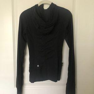 lululemon athletica Jackets & Coats - Black Lululemon Hooded Define Jacket